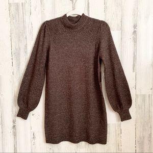 NWT Studio Row Nine 2 Five Sweater Dress Small